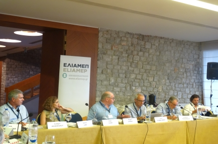 Participation in the 14th European Seminar, organized by ELIAMEP in cooperation with the European Policy Centre (EPC), with the support of Accenture, Aegean Airlines and TITAN, on 'A turning point on European integration?', Nafplio, 7-9 September, 2017