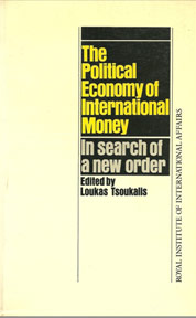 The Political Economy of International Money